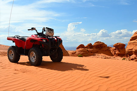 rent an atv in st george